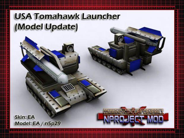USA Tomahawk Launcher
