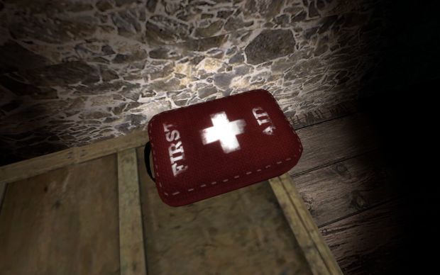 First Aid Kit textured by MagnumPi