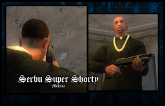 Serbu Super Shorty