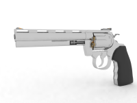 Revolver 357, Created by Stickpye