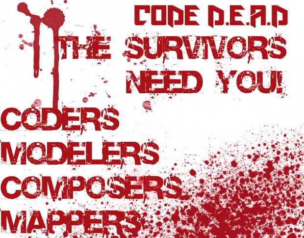 The Survivors need YOU!