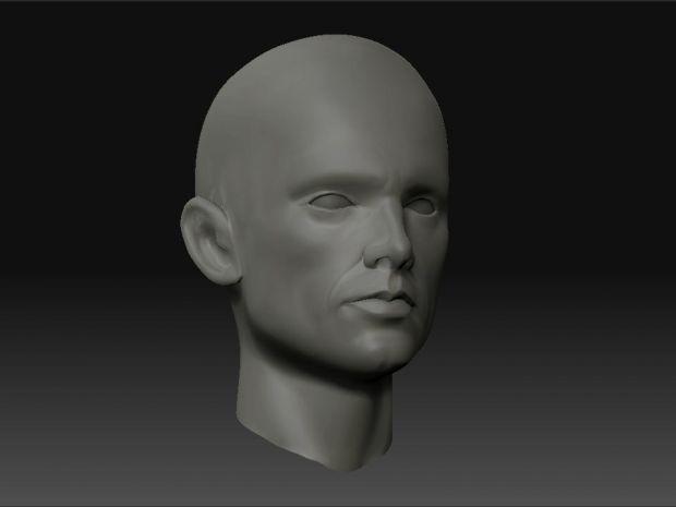 Kyle Reese Head
