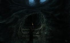 [Concept] The entrance of Torech Ungol