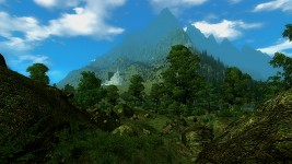 In north Ithilien