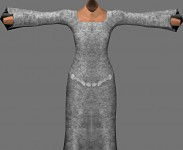 Arwens grey dress by Justb