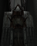 Minas Morgul WIP by Justb