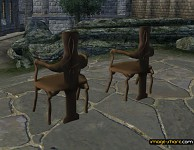 Rivendell chair WIP
