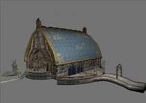 Rivendell WIP by Justb