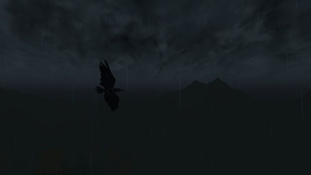 Raven in Arthedain