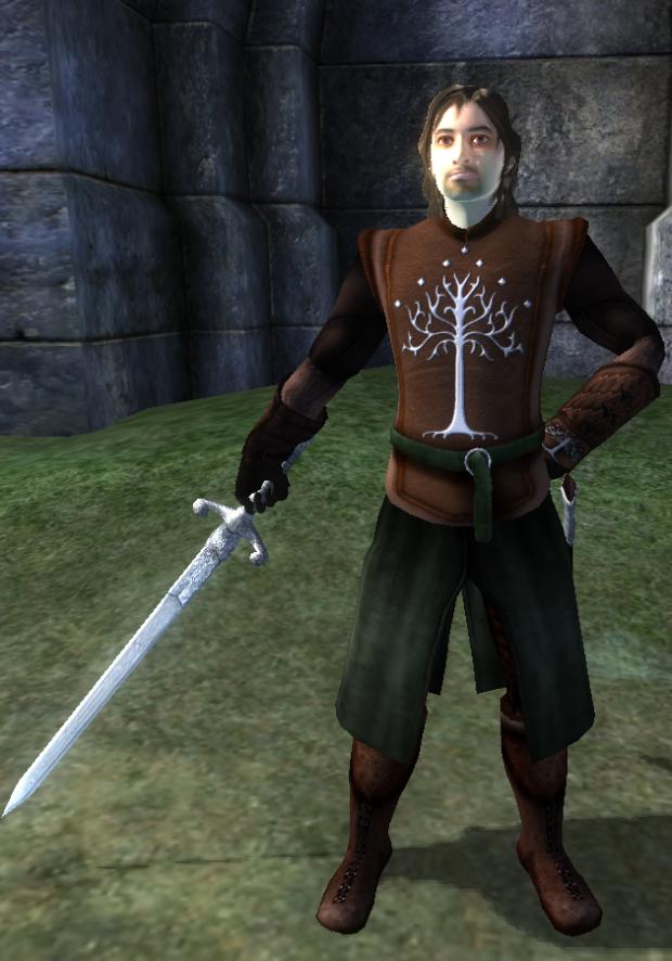 Faramirs ranger attire