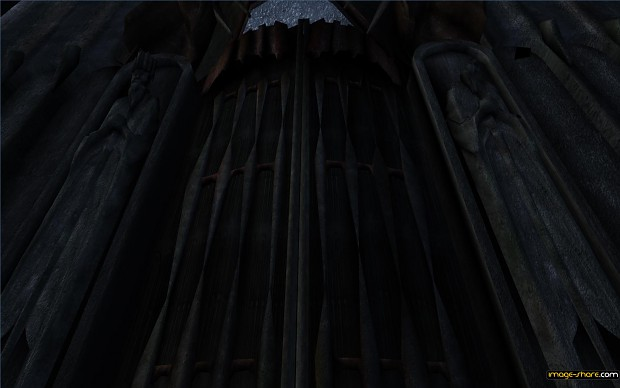 Minas Morgul Gate