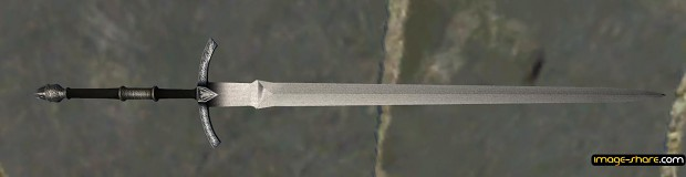 Witch-King's Sword