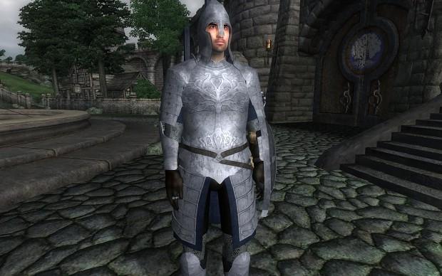 Gondor armor by BGS