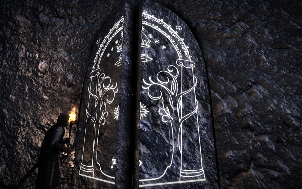 The Gates of Moria