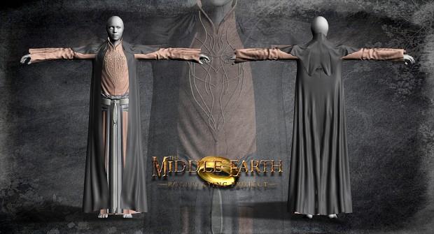 Elrond's Robe - WIP