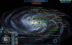 New galaxy map
