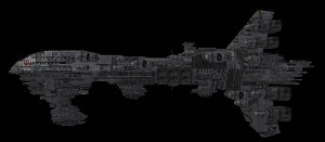 Better than a unfinished render, Assault Frigates
