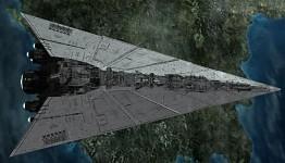 Pellaeon Star Destroyer