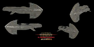 The Vekker Cruiser and the Vekker Interdictor Cruiser