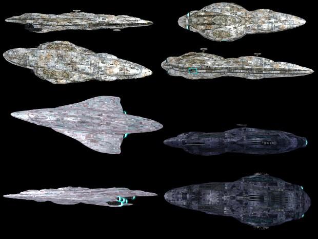 New Mon Calamari Cruisers