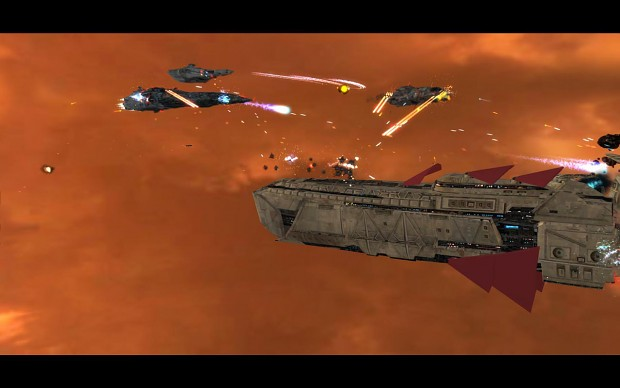 Hutt Battlecruisers
