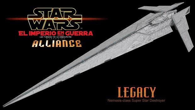 Fel Star Wars Empire Ships Wwwgenialfotocom