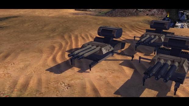 Fel Heavy Mobile Artillery