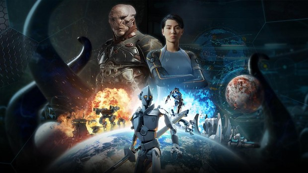 Grey Goo released, the new game from Petroglyph
