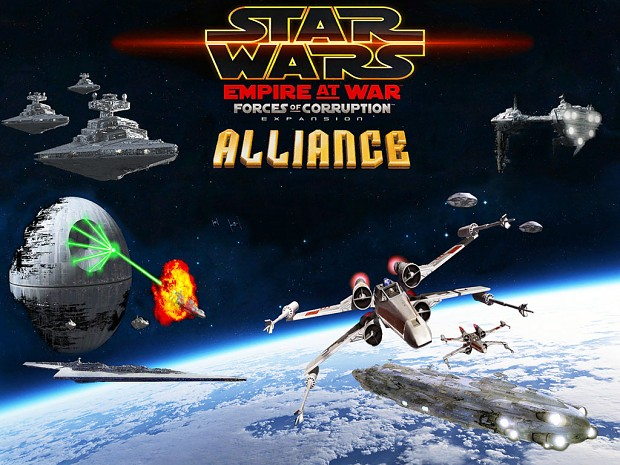 Incoming FOC Alliance 8.0 2DVDs!