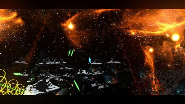 FOC Alliance 7.3bX massive and epic battles