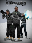 Arctic Adventure Poster Beta 2
