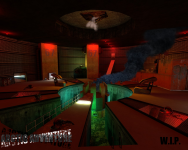 Reactor in Black Mesa