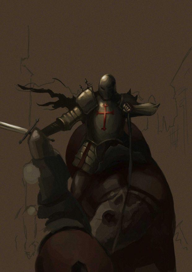 Crusader WIP concept