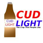 Cud Light LEAK logo