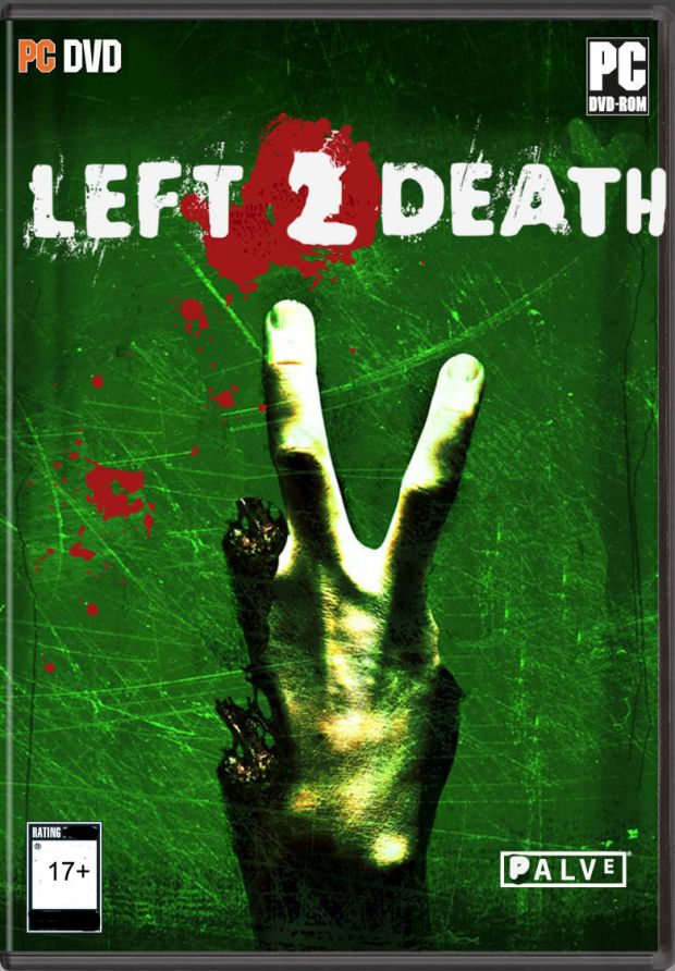 Left 2 Death Logo