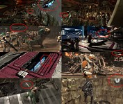 All the shots the HAET-221 appears in (ROTS)