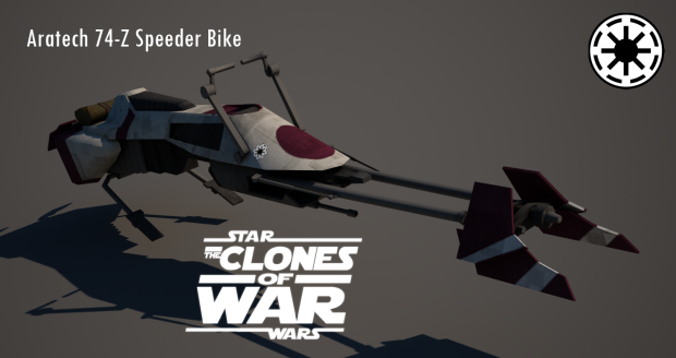 Light recon vehicles showcase i 74 z speeder bike news star wars