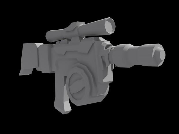 Westar M5 Blaster Rifle