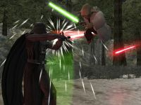 New saber effects