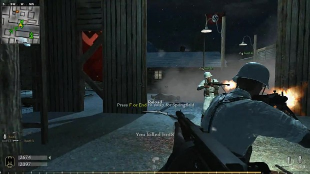PeZBOT for Call of Duty: World at War