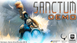 Sanctum Demo Screenshots