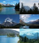 Canadian mountains (inspiration)