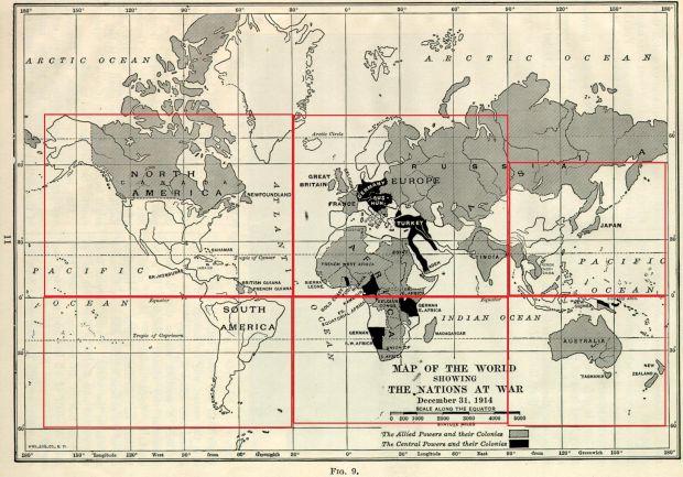 Map/trade zones