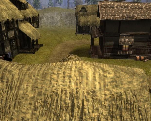 Dantris town fan screenshot