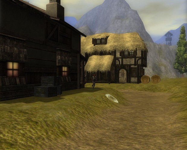 Dantris town screenshot