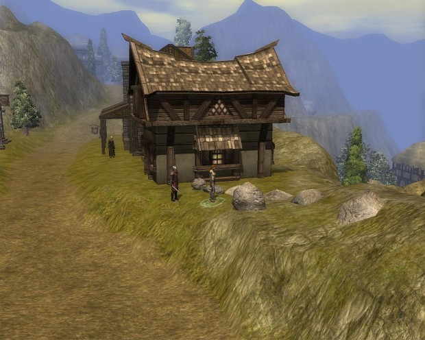 Dantris town fan screenshot