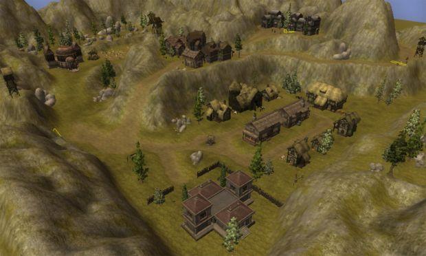 Dantris Town
