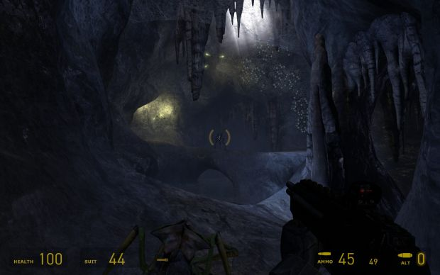 More caves, now comes with extra hunter flavour
