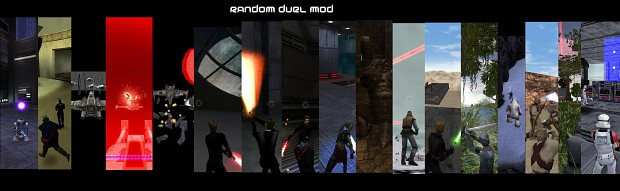 Random Duel Mod Is Coming!