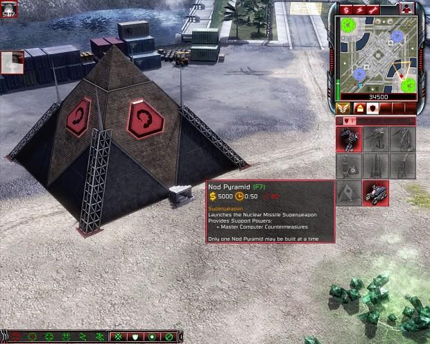 Nod Pyramid